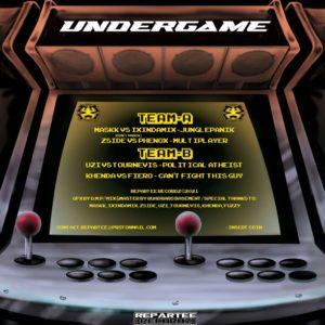 UNDERGAME 00 - REPARTEE RECORDZ